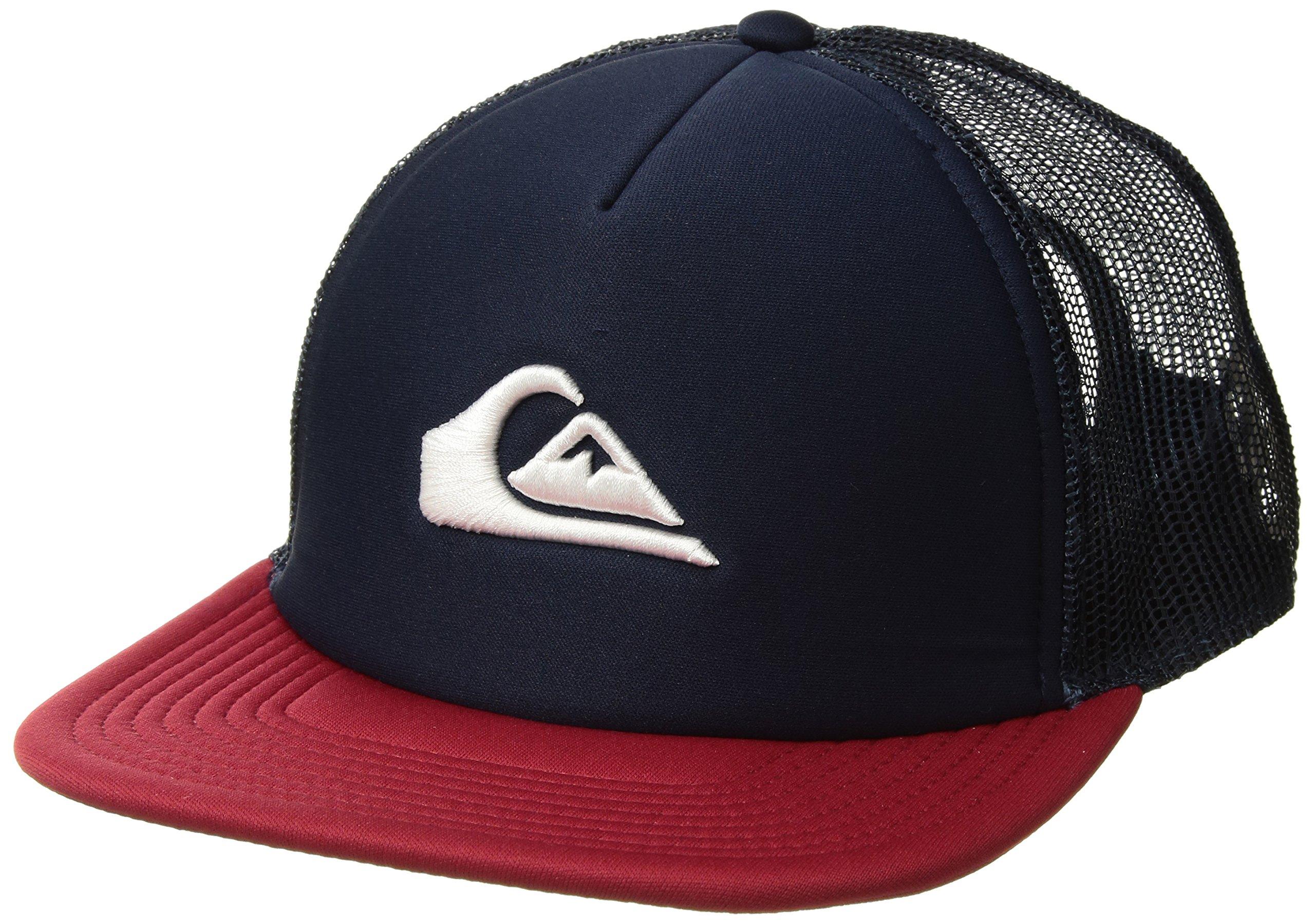 Quiksilver Men's All in Hat, Navy Blazer, 1SZ