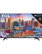 TCL 43S517 43-Inch 4K Ultra HD Roku Smart LED TV (2018 Model)