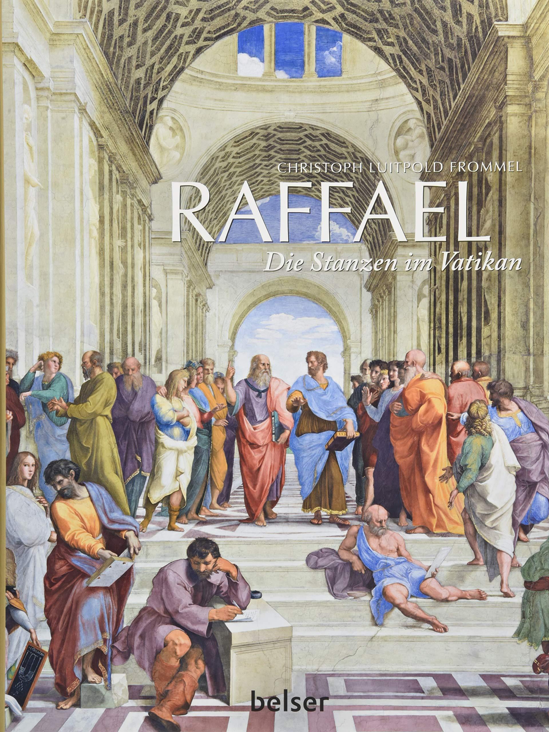 Raffael: Die Stanzen im Vatikan