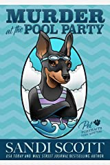 Murder at the Pool Party: A Pet Portraits Cozy Mystery (Book 7) Kindle Edition