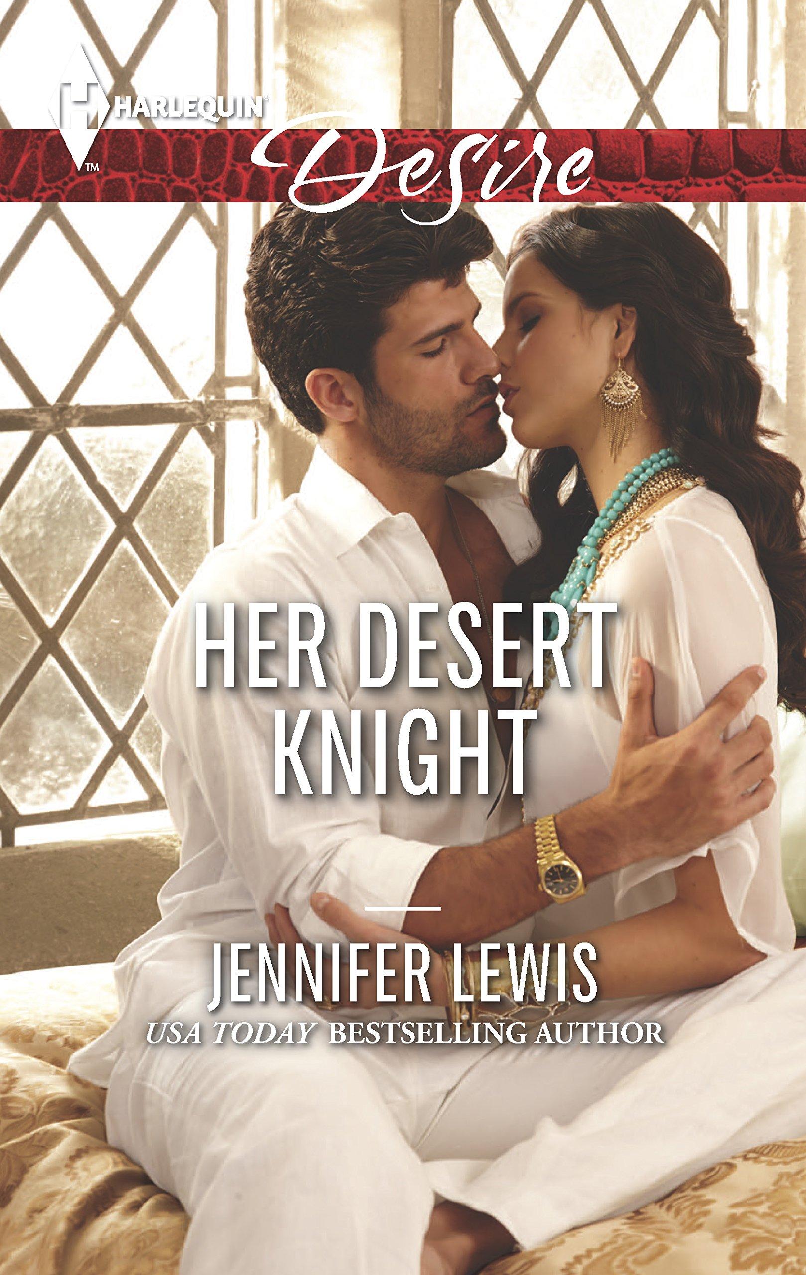 Her Desert Knight (Harlequin Desire)