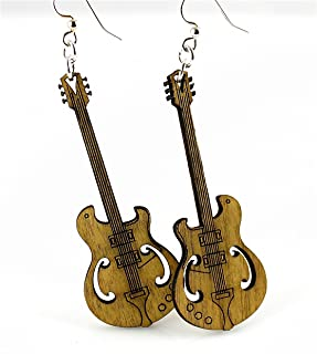 product image for Electric Guitar Earrings