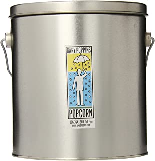 product image for Gary Poppins Popcorn - Gourmet Handcrafted Flavored Popcorn - Caramel Cheddar Kettle, 1 Gallon Tin