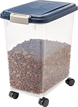 Iris 25-lb. Airtight Pet Food Storage Container