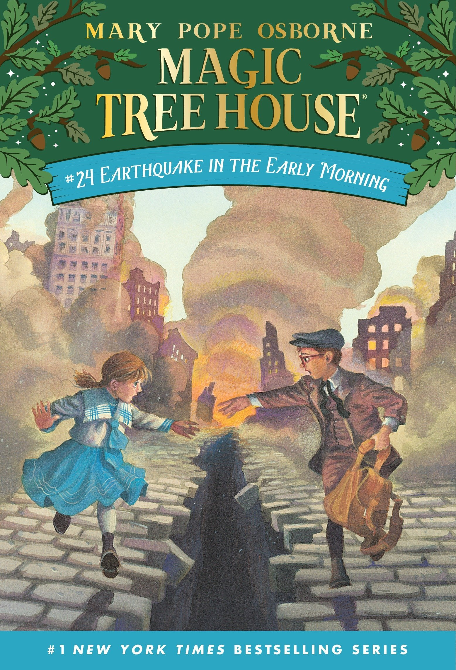 magic tree house book 1