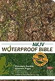 Waterproof Bible - NKJV - Camouflage