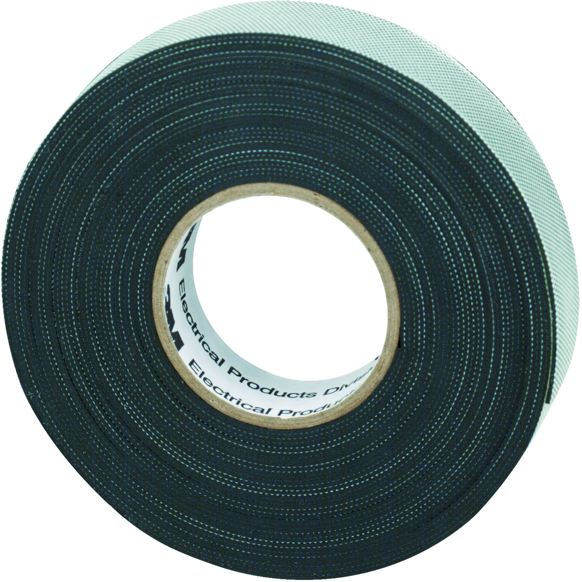 BOX USA BT964215510PK Black 3M 2155 Rubber Splicing Electrical Tape, 30 mil, 3/4'' x 22' (Pack of 10)