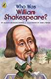 Who Was William Shakespeare? (Who Was?)
