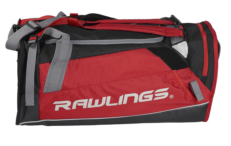 Rawlings r601ハイブリッドBat Pack / Duffle B074HR2S4F レッド レッド
