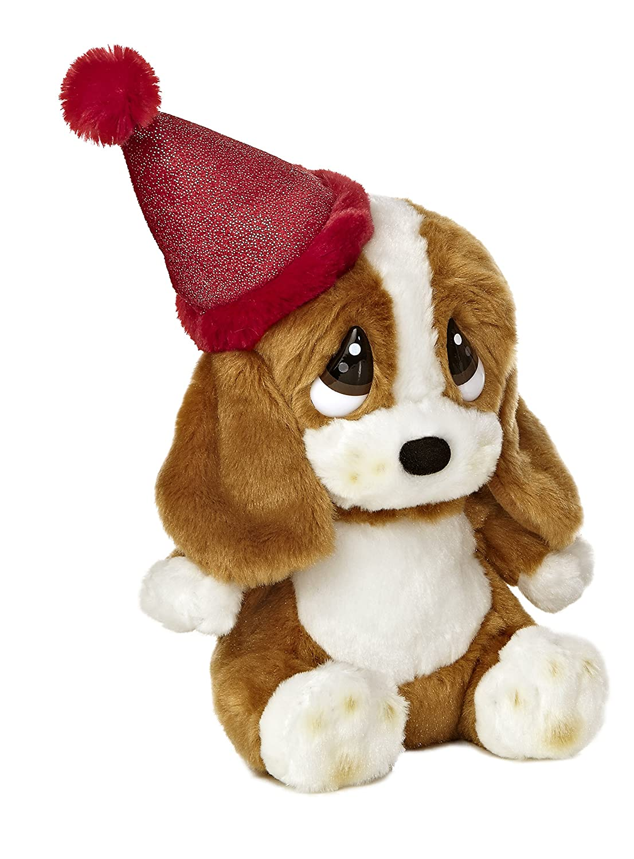 15384 Aurora World Sad Sam Lil Pup Birthday Plush with Hat 7.5 7.5 Aurora World Inc