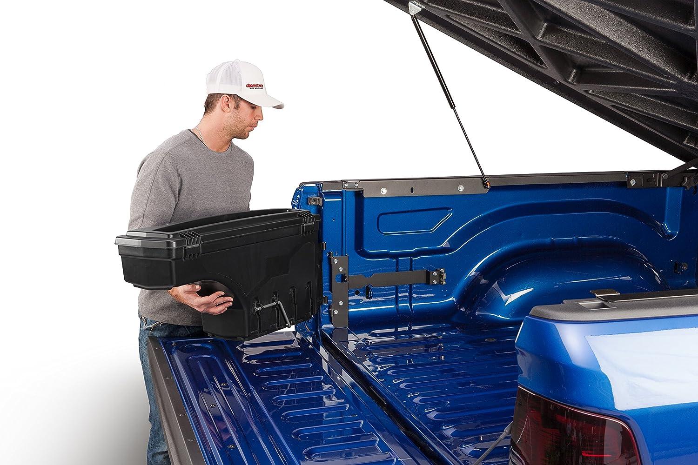 SC300P fits 2002-2018 Dodge Ram 1500-3500 Passenger Side UnderCover SwingCase Truck Storage Box