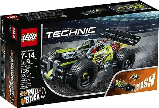 LEGO® Technic™ WHACK 42072 135 Pcs