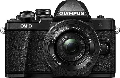 Olympus E-M10 Mark-II - Cámara Evil de 16.1 MP (Pantalla 3 ...