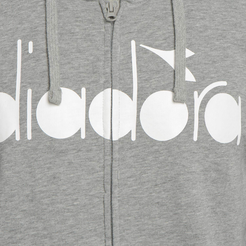 Diadora Womens Hoodie Fz 5palle Sweat