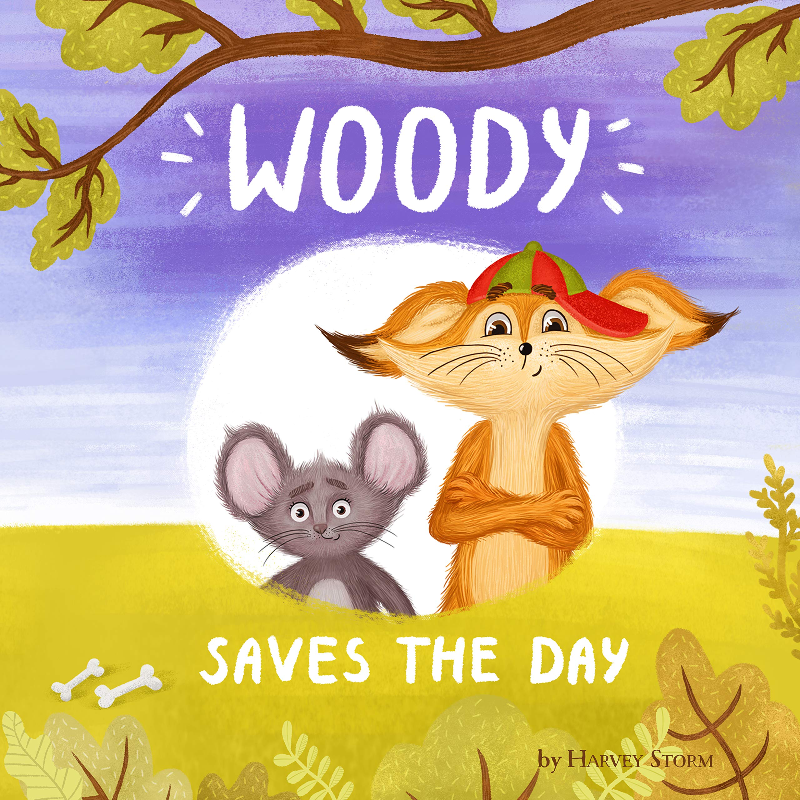 Woody Saves The Day. Kid's Book  Age 3 5   English Edition