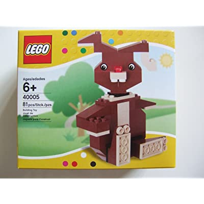 LEGO Easter Bunny 40005: Toys & Games