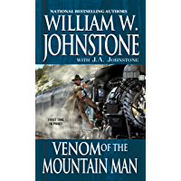 Venom of the Mountain Man book cover