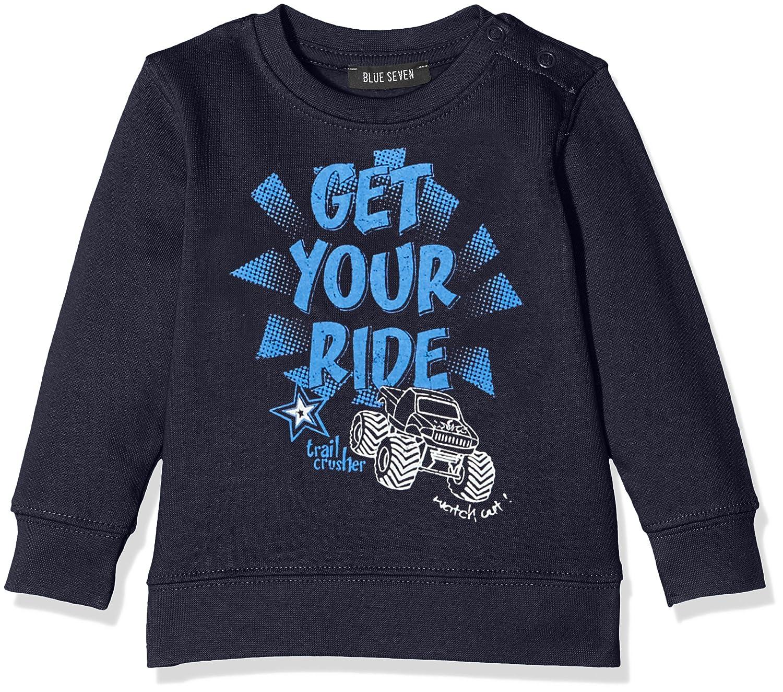 Blue Seven Sweat-Shirt Bébé garçon Blue Seven 984026 X Bleu (Blau ORIG 523) 68 cm 984026 X *