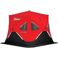 Eskimo FF949 FatFish Pop-up Portable Ice Shelter, 3-4 Person