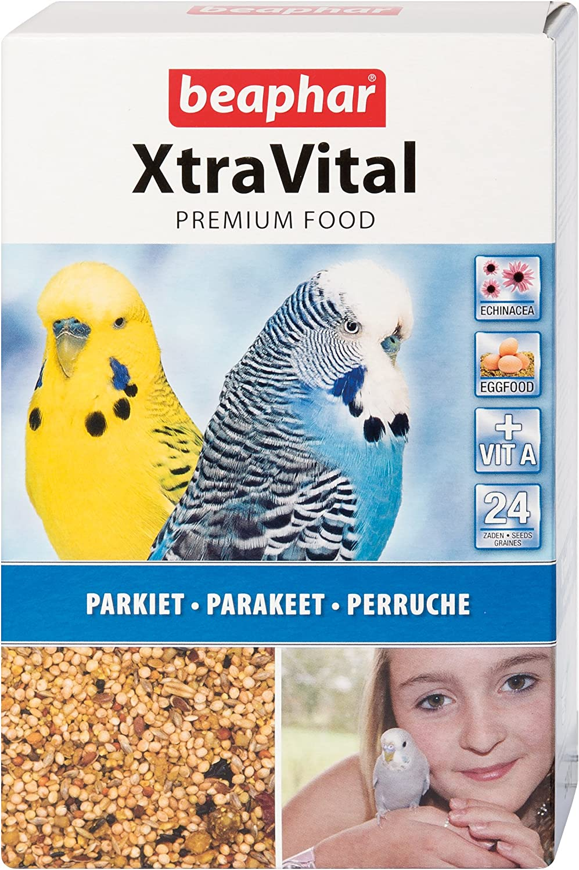 Beaphar - Xtravital periquitos, 500 g