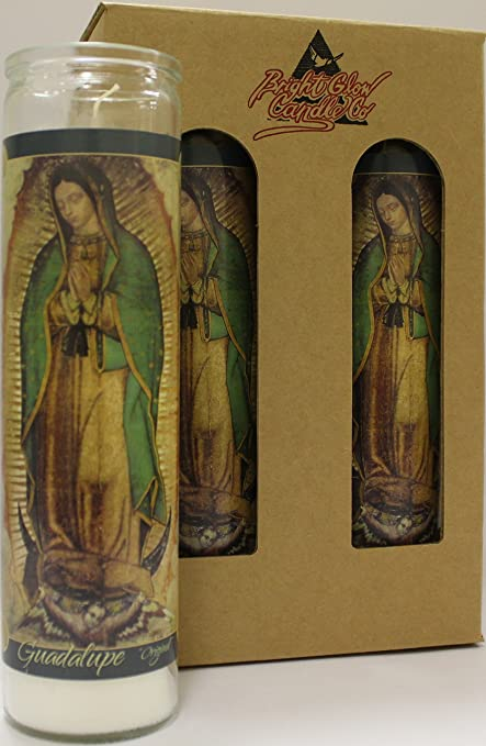 Amazon com: 4-Pack Original - Our Lady of Guadalupe   8