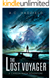 The Lost Voyager: A space opera (Carson Mach Book 3)
