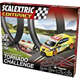 Scalextric Compact - Circuito Compact Tornado Challenge (C10167S500)