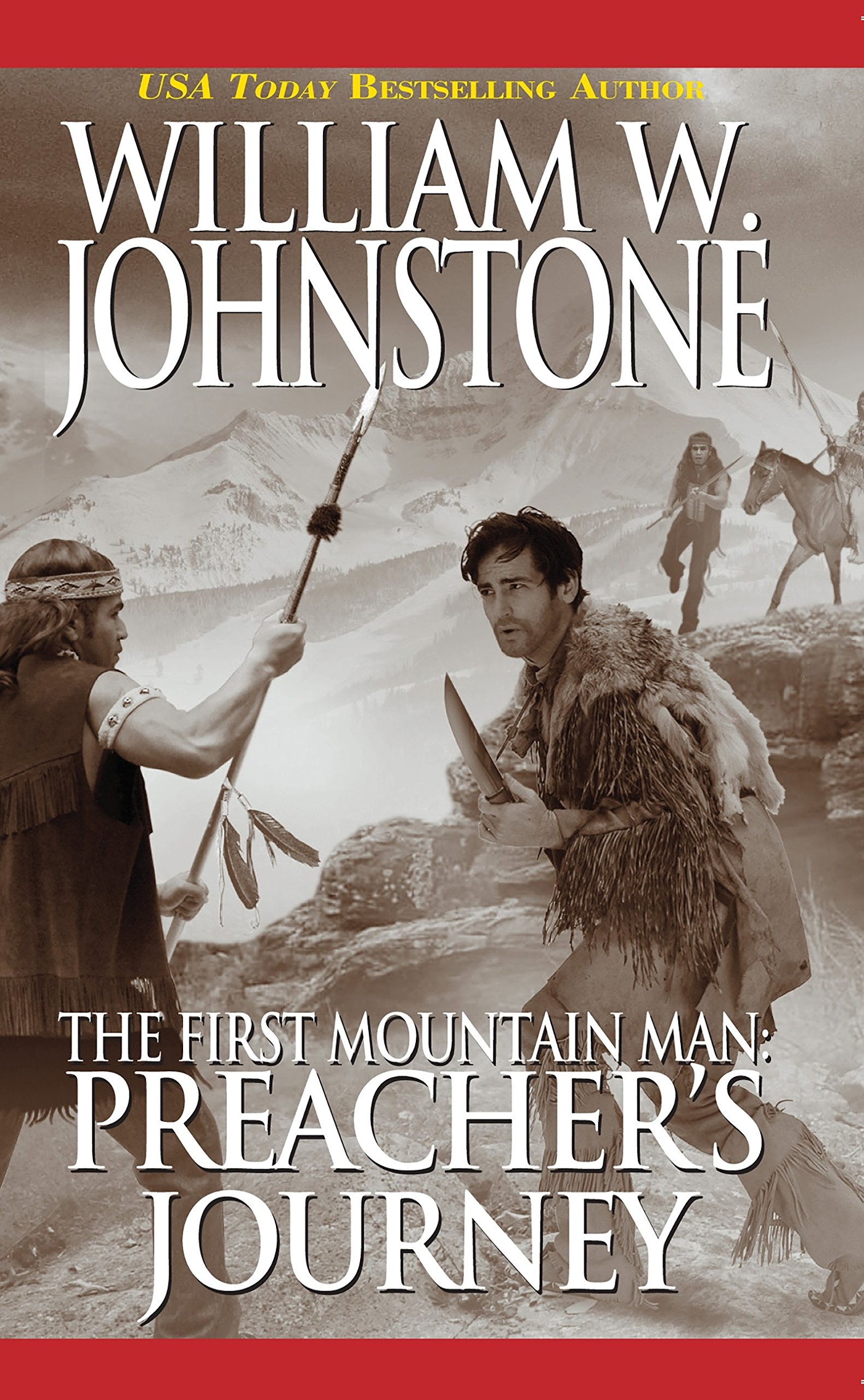 Preacher's Journey (Preacher/First Mountain Man)