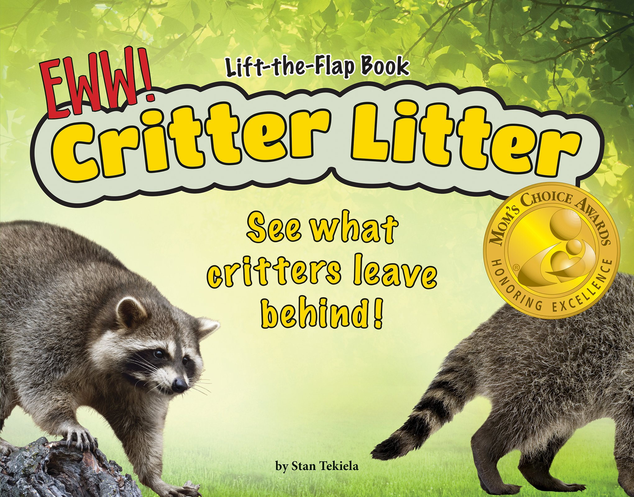 Read Online Critter Litter: See What Critters Leave Behind! pdf epub