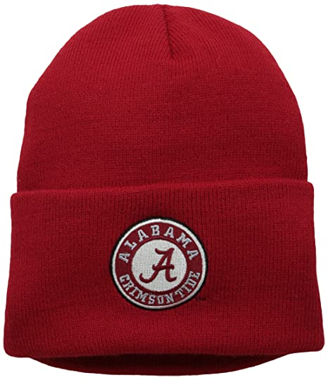 6a8b2292808 Amazon.com   NCAA Alabama Crimson Tide Acrylic Watch Hat