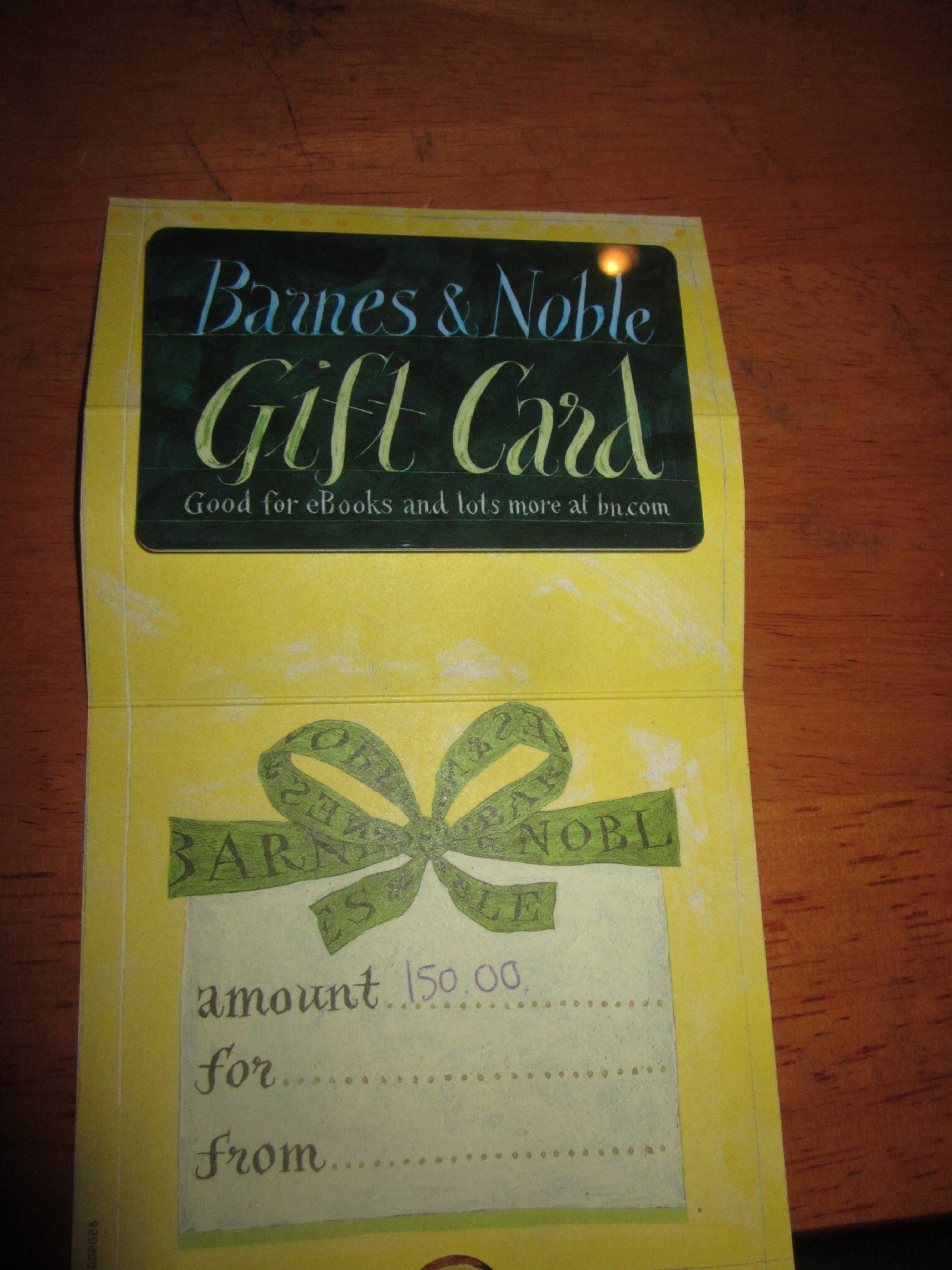 Gift Card To Barnes Noble New Barnes Noble Amazon Books