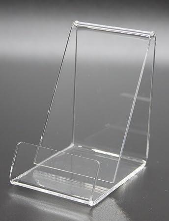 Fassung Zeigt Tischplatte Plexiglas Acryl Lucite