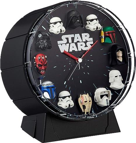Star Warrs Clock
