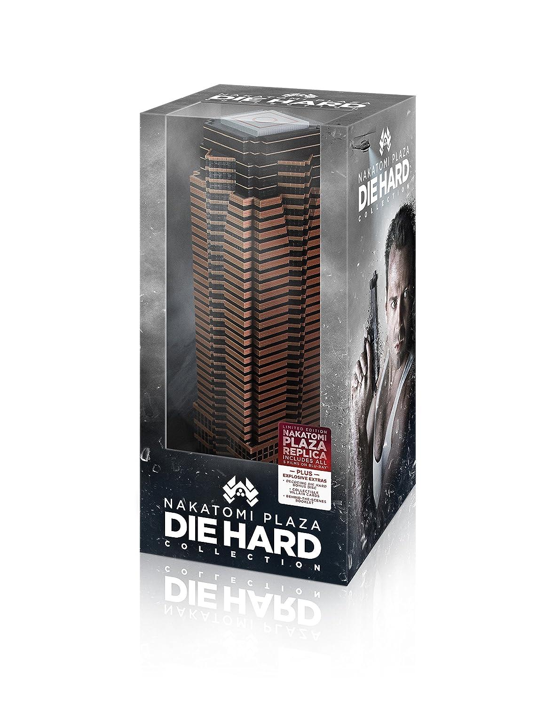 Amazon.com: Nakatomi Plaza: Die Hard Collection [Blu-ray]: Bruce ...
