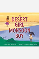 Desert Girl, Monsoon Boy Kindle Edition