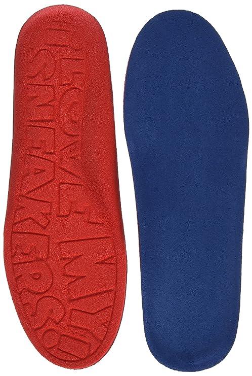 EU Sneakers Amazon 36 Adulto Solette Rosso Rot Bama Unisex wqPP0