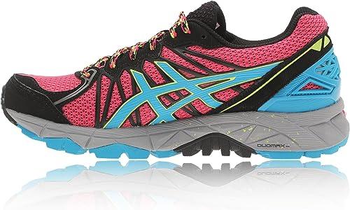 Asics Gel-Fujitrabuco 3 Womens Zapatilla De Correr para Tierra - 44.5: Amazon.es: Zapatos y complementos