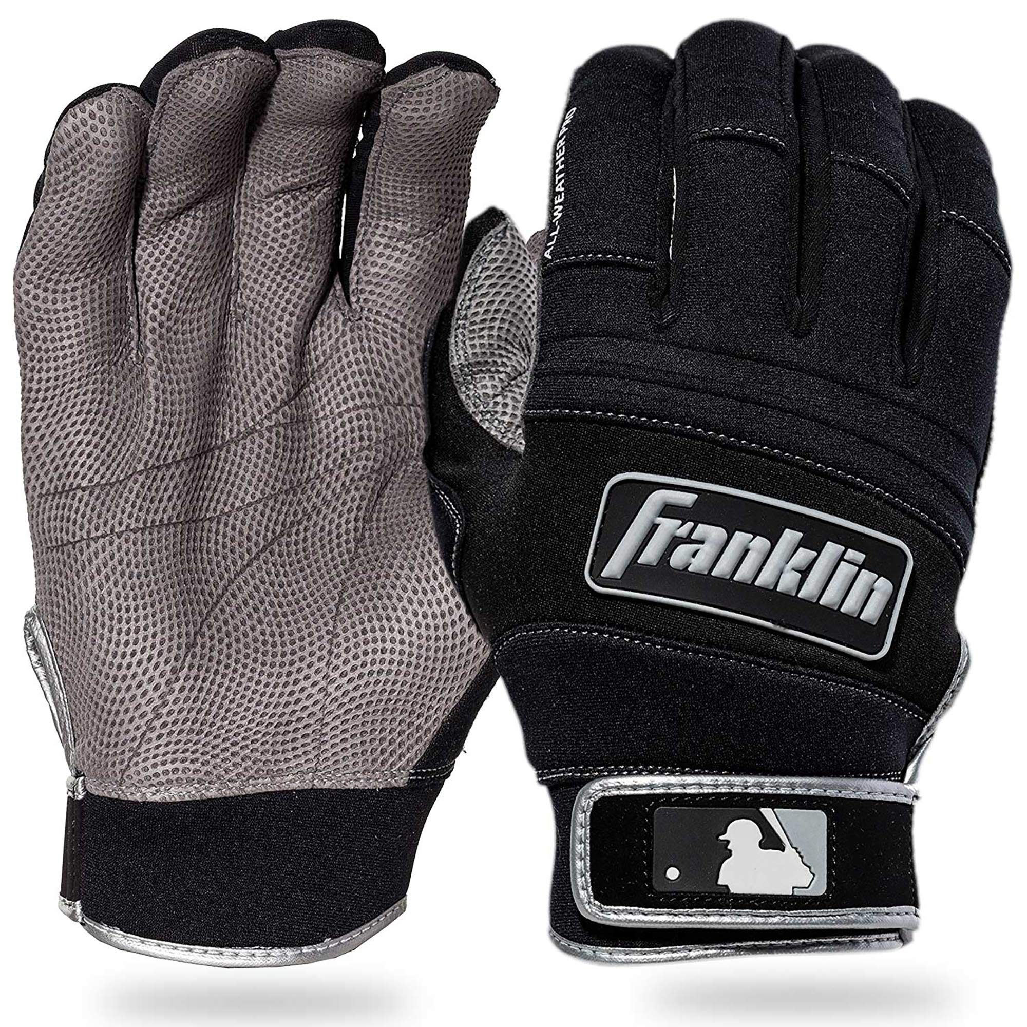the latest 4aeb8 ca2d9 Amazon.com  Franklin Sports  Youth Batting Gloves