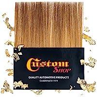 Custom Shop Gilders Tip Brush for Loose Gold Leaf Artwork - Sign Lettering, Signage Art, Gilded Picture Frame…