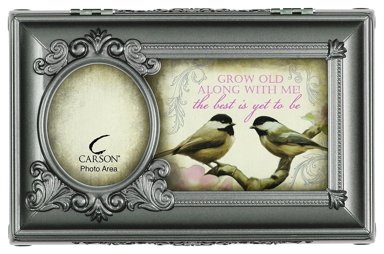 人気絶頂 CarsonホームアクセントBest To Dreamer、ラージ Is B01GTEX57A Yet To Be音楽ボックスPlaying Beautiful Dreamer、ラージ B01GTEX57A, 3Dくつした専門店mintbaby:4017906c --- arcego.dominiotemporario.com