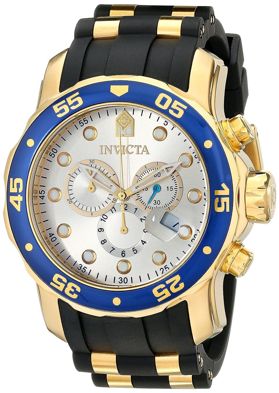 Amazon.com: Invicta Men's 17880 Pro Diver Analog Display Swiss Quartz Black  Watch: Invicta: Watches