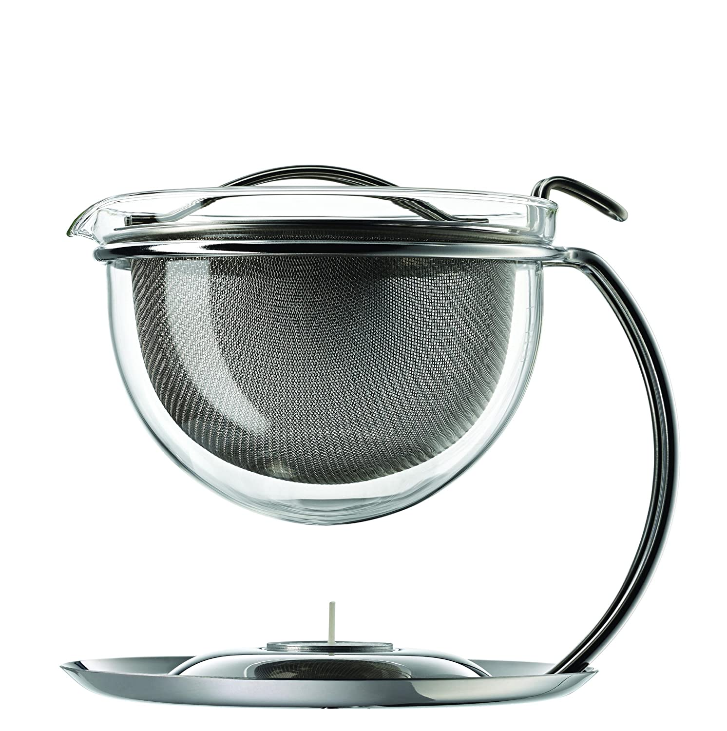 Mono Teapot with Integrated Warmer - 20 Ounce 44200