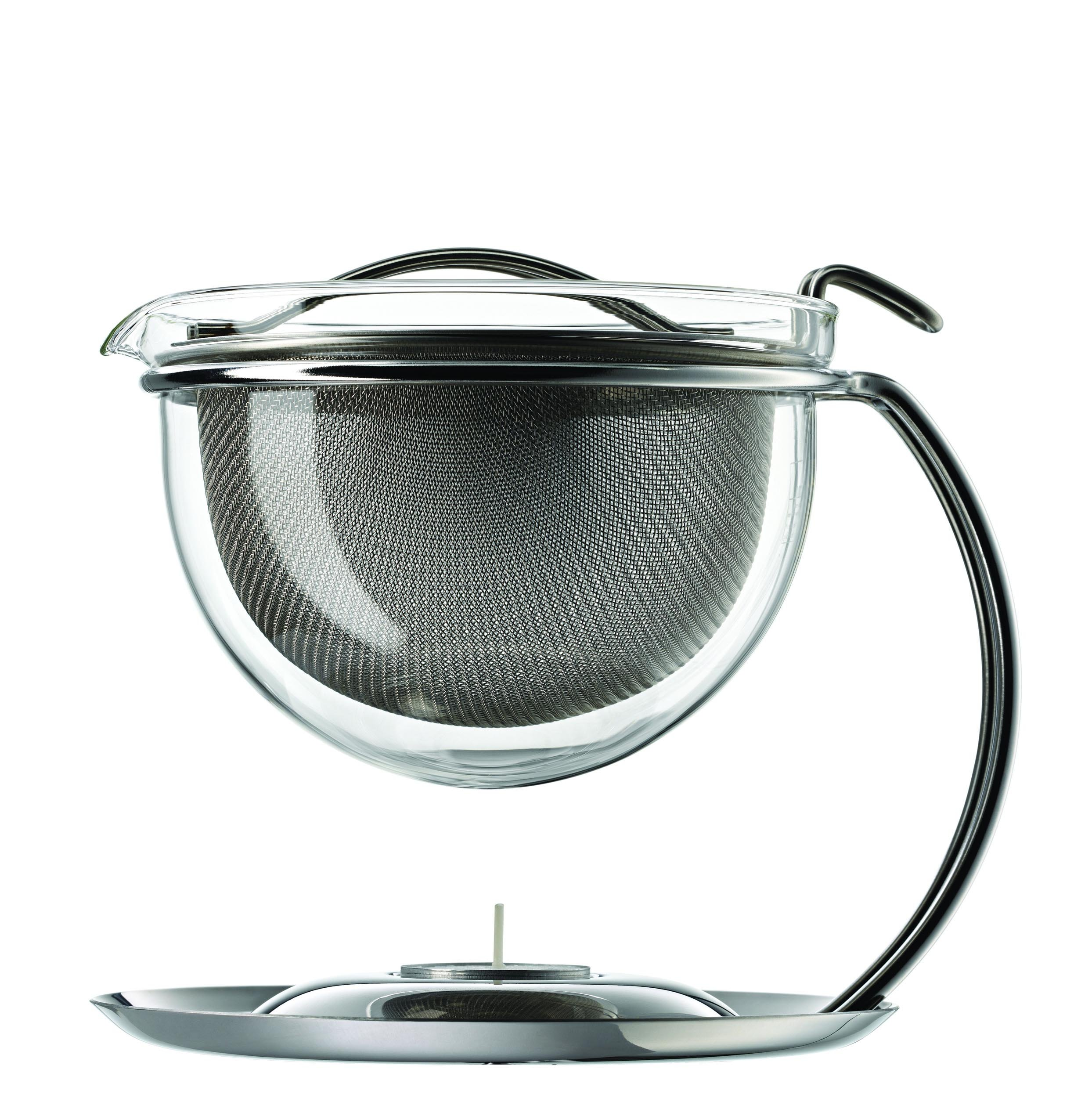 Mono Teapot with Integrated Warmer - 20 Ounce