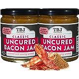 TBJ Gourmet Classic Bacon Jam - Original Recipe Bacon Spread - Uses Real Bacon, No Preservatives - Authentic Bacon Jams…