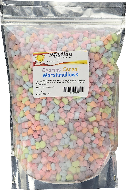 Medley Hills Farm Cereal Marshmallows 1 lb 91RYYlZ0lpL