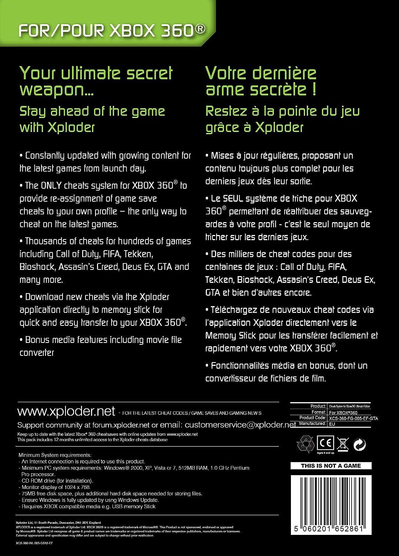 Xploder Grand Theft Auto 5 SPE (Xbox 360)