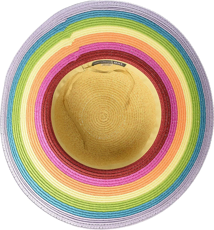 San Diego Hat Company Kids Womens PBK6581LGMLT Little Kids//Big Kids