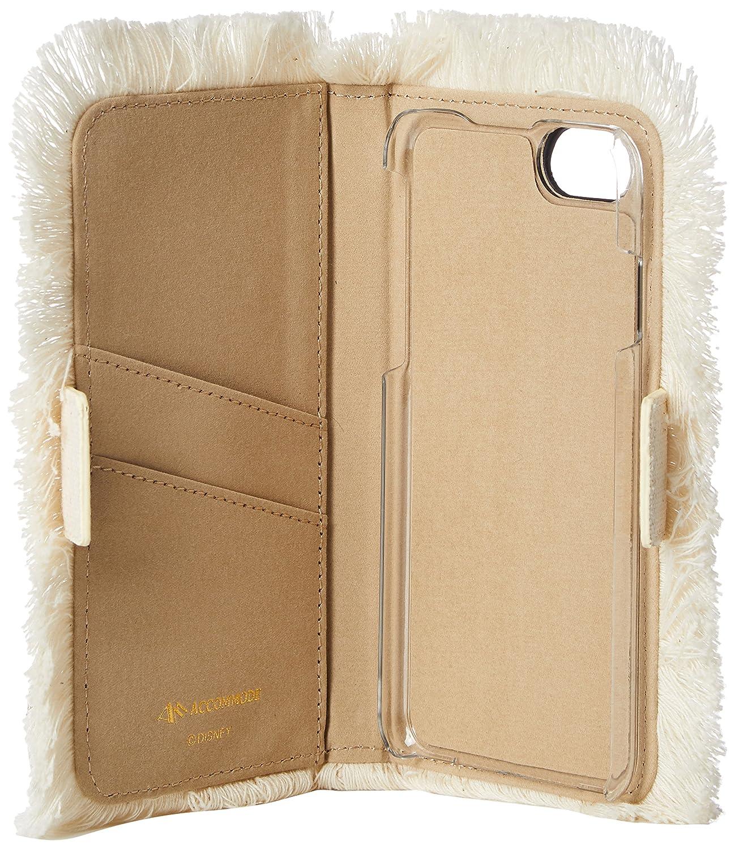 6dd3f5e91b Amazon | [アコモデ] [DISNEY]ディズニー フリンジデコ iPhoneケース ミッキーマウス ミニーマウス  iPhone6/6s/7/8対応 | accommode(アコモデ) | ポーチ