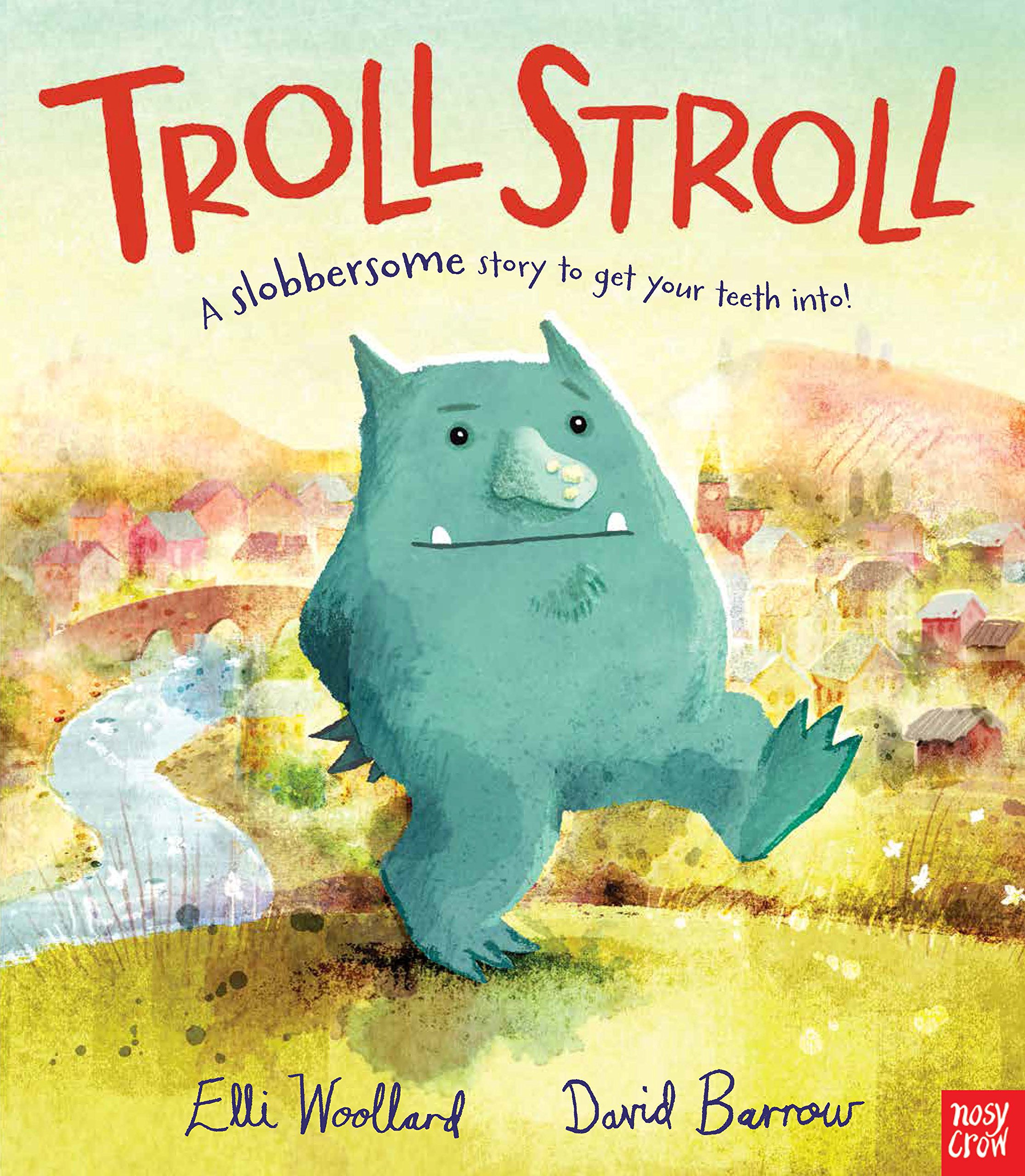 Read Online Troll Stroll pdf