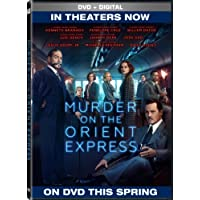 Murder On The Orient Express (Bilingual) [DVD + Digital Copy]